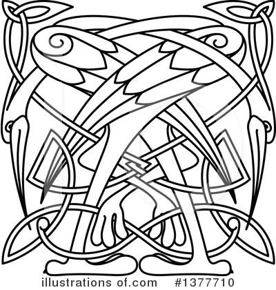 Celtic Clipart #1377710 by Vector Tradition SM