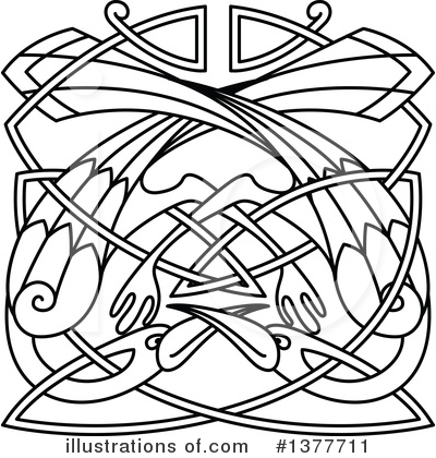 Celtic Clipart #1377711 by Vector Tradition SM