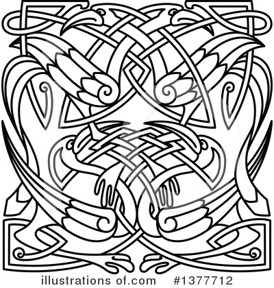 Celtic Clipart #1377712 by Vector Tradition SM