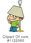 Hiding Clipart #1122060 by toonaday