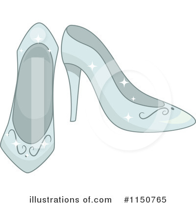 Royalty-Free (RF) High Heels Clipart Illustration by BNP Design Studio - Stock Sample #1150765