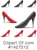 High Heels Clipart #1427212 by cidepix