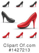 High Heels Clipart #1427213 by cidepix