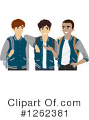 High School Clipart #1262381 by BNP Design Studio