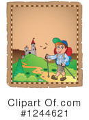 Hiking Clipart #1244621