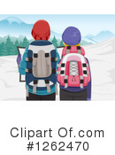 Hiking Clipart #1262470 by BNP Design Studio