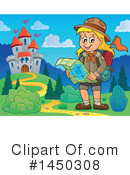 Hiking Clipart #1450308