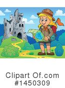 Hiking Clipart #1450309