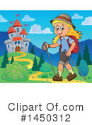 Hiking Clipart #1450312