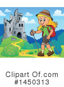 Hiking Clipart #1450313