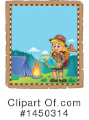 Royalty-Free (RF) Hiking Clipart Illustration #1450314