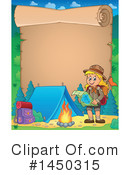 Royalty-Free (RF) Hiking Clipart Illustration #1450315