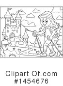 Hiking Clipart #1454676 - Apr 22nd, 2017