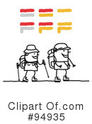 Hiking Clipart #94935 by NL shop