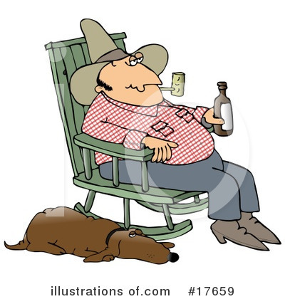 Hillbilly Clipart #17659 by djart
