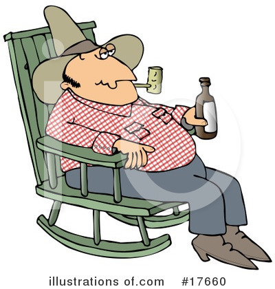 Hillbilly Clipart #17660 by djart