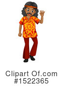 Hippie Clipart #1522365 by Graphics RF
