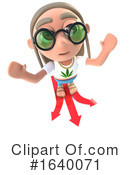 Hippie Clipart #1640071 by Steve Young