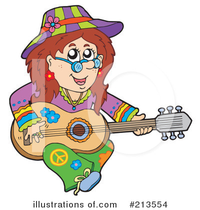 Guitarist Clipart #213554 by visekart