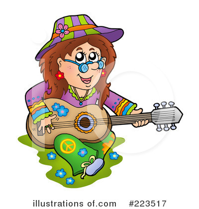 Guitarist Clipart #223517 by visekart