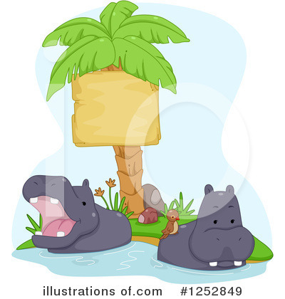 Zoo Animals Clipart #1252849 by BNP Design Studio