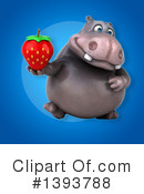 Hippo Clipart #1393788 by Julos