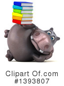 Hippo Clipart #1393807 by Julos