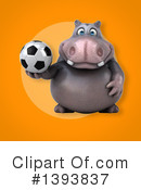 Hippo Clipart #1393837 by Julos