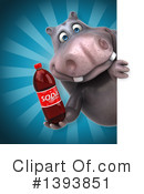 Hippo Clipart #1393851 by Julos