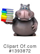 Hippo Clipart #1393872 by Julos