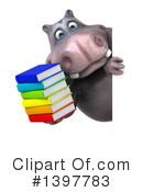 Hippo Clipart #1397783 by Julos