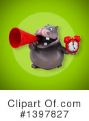 Hippo Clipart #1397827 by Julos