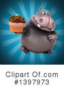 Hippo Clipart #1397973 by Julos
