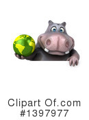 Hippo Clipart #1397977 by Julos