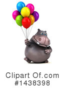 Hippo Clipart #1438398 by Julos