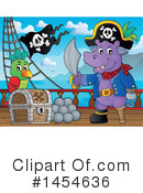 Hippo Clipart #1454636 - Apr 22nd, 2017