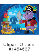 Hippo Clipart #1454637 - Apr 22nd, 2017