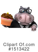 Hippo Clipart #1513422 by Julos