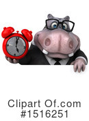 Hippo Clipart #1516251 by Julos