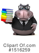 Hippo Clipart #1516259 by Julos