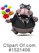 Hippo Clipart #1521406 by Julos