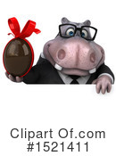 Hippo Clipart #1521411 by Julos