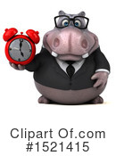 Hippo Clipart #1521415 by Julos