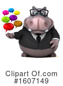 Hippo Clipart #1607149 by Julos