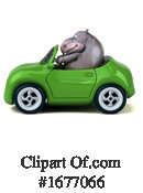 Hippo Clipart #1677066 by Julos