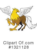 Royalty-Free (RF) Hippogriff Clipart Illustration #1321128