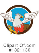 Royalty-Free (RF) Hippogriff Clipart Illustration #1321130