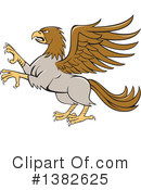 Hippogriff Clipart #1382625 by patrimonio