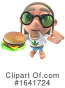 Hippy Clipart #1641724 by Steve Young