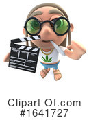 Hippy Clipart #1641727 by Steve Young